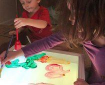 painting kids game