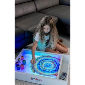 Art Light Activity Box