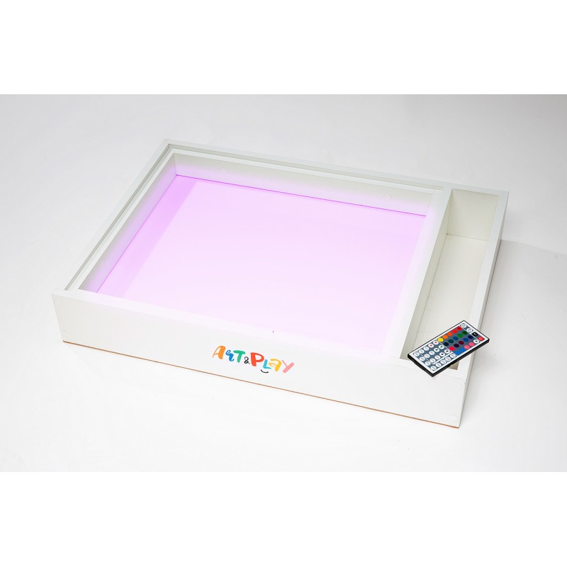Art Light Activity Box