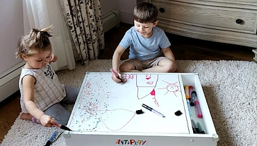 art light activity boxes